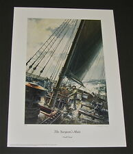 Geoff Hunt - The Surgeon's Mate - Collectible Nautical & Maritime Print