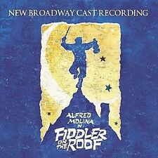 Fiddler on the Roof [2004 Broadway Revival Cast] by Alfred Molina (CD,...