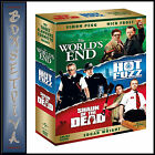 THE THREE FLAVOURS CORNETTO TRILOGY - EDGAR WRIGHT **BRAND NEW DVD **