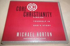 Core Christianity: Finding Yourself in God's Story by Michael Horton 5-CDs 2016