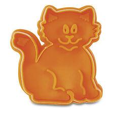 Präge-Ausstecher mit Auswerfer – Katze
