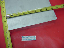 "1/2"" X 8"" X 8"" ALUMINUM 6061 FLAT BAR SOLID T6511 New Mill Stock Plate .500"""