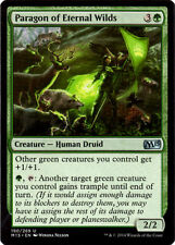 Paragon of Eternal Wilds from Magic the Gathering Magic 2015 Set NM-M Condition