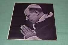Hallowed be Thy Name~The Pasternoster~Pope Pius XII~Catholic LP~FAST SHIPPING