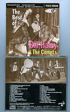 The Best Of Bill Haley & The Comets (CD ) 1995 Go Cat Go! (Japan) very rare