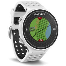 Garmin Approach S6 GPS Golf Watch - White - Authorized Dealer, New