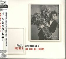 Beatles PAUL McCARTNEY Kisses on the Bottom SHMCD MINI JAPAN CD SEALED USA Seler