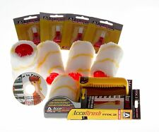 Accubrush MX Jumbo Kit with Video Patented Roller-brush combination NEW BRAND
