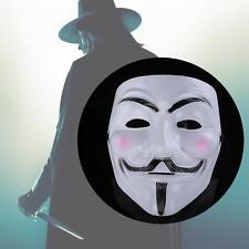 V for Vendetta Mask Anonymous Guy Fawkes Fancy Dress fantasy Costume cosplay FFa