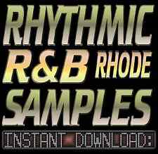 R&B Neo Soul RHODES PIANO CHOPS WAV Sample Sounds-Reason,Fl Studio,Ableton,Akai