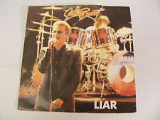 GRAHAM BONNET Liar Ex Vertigo UK 1981 P/S 7""