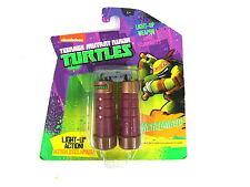 TMNT Teenage Mutant Ninja Turtle Light Up Mini weapon Kids Toy Michelangelo
