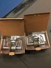 (2) Stanley Commercial Hardware Locks