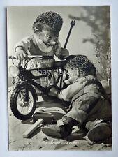 MECKI Da stimmt was nicht AK vintage postcard