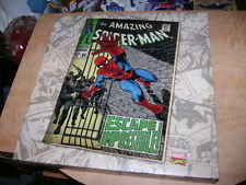 THE AMAZING SPIDER-MAN #65 ESCAPE FROM JAIL IMPOSSIBLE! WALL MOUNT PHOTO FRAMED