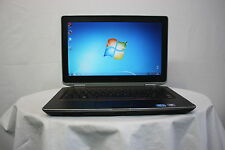 "Laptop Dell E6320 13.3"" i5 Wind 7 Webcam 2.6Ghz 4GB 320GB Batería Nueva grado B -"