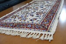 PERSIAN Handicraft Block Printed Cotton Runner Table TABLECLOTH Tapestry 80x40cm
