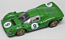 Universal Hobbies 1:18 Scale Ferrari 330 P4   #9 Green USED/DISPLAYED/NO BOX