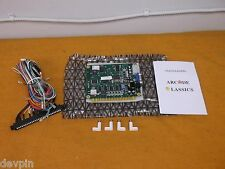 NEW 60 IN 1 JAMMA MULTI ARCADE GAME PCB WITH HARNESS VERTICAL CLASSICS MULTICADE