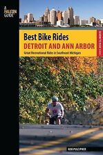 Best Bike Rides Detroit and Ann Arbor: Great Recreational Rides In Southeast Mic