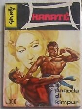 KARATE' n° 2 ('????, 1975) Supplemento Al Gabbiano Verde n° 3