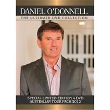 DANIEL O'DONNELL ULTIMATE DVD COLLECTION 4 DVD ALL REGIONS NEW