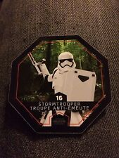 Star wars ROGUE ONE JETON LECLERC COSMIC SHELL 16 2016 STORMTROOPER ANTI ÉMEUTE