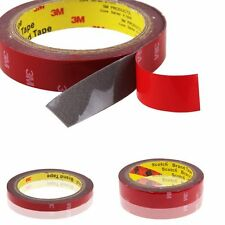 3M/20mm Acrylic Plus Double Sided adhesive Foam Attachment Tape Auto Truck Van