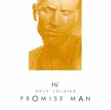 HOLY SOLDIER-Promise Man-CHRISTIAN HARD ROCK-Eddie Degarmo-MALE VOCAL-Guitar-Cd