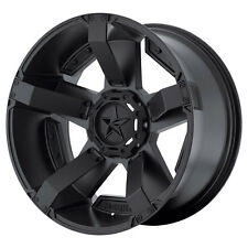 20x9 Black wheels XD811 Rockstar 2 1990-2016 CHEVY GMC 1500 trucks 6x5.5