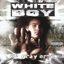 White Boy: No Gray Area (Brand New)