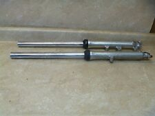 Yamaha 750 XS TRIPLE XS750 Used Front Forks Pair 1977 Vintage YB85