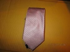 DONALD TRUMP PINK SILVER TIE NEW NO TAGS
