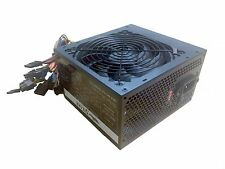 New Black 650W Quiet 120mm Fan 4+4 8pin 12V PCIe 4-SATA Gaming ATX Power Supply