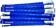 New GOLF PRIDE Tour Wrap 2G BLUE Golf Grip Standard Size *HOT SELLER*
