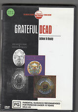 GRATEFUL DEAD - anthem to beauty DVD
