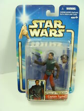 Star Wars 2002 Captain Typho Attack of The Clones Figure