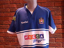Vintage rare Wigan Warriors rugby shirt 2009. Size XL