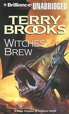 Landover: Witches' Brew 5 by Terry Brooks (2011, CD, Unabridged)