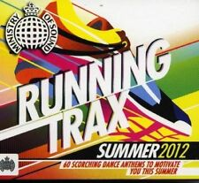 Running Trax Summer 2012 (3xCD) SEALED Wretch 32 Example Calvin Harris Avicii