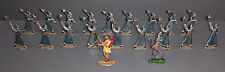 20 Pewter Figures - Knight