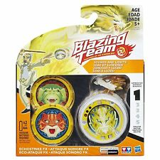 Blazing Team Echostrike FX Yo-Yo by Hasbro - Tiger, Dragon, Monkey