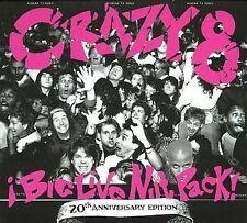 Big Live Nut Pack [20th Anniversary Edition] by Crazy 8s (CD, Sep-2008, 2 Discs…
