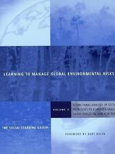 Learning to Manage Global Environmental Risks, Vol. 2: A Functional An-ExLibrary