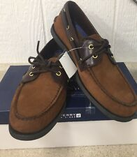 SPERRY TOP-SIDER Men's Shoes Size 10 Non-Marking Sole