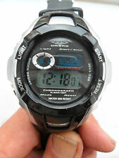 UMBRO DIGITAL WATCH CHRONOGRAPH ALARM LIGHT SPORTS WRISTWATCH LADIES MENS U564B