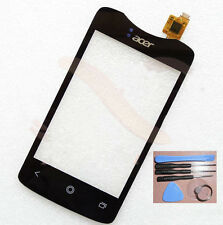 OEM For Acer Liquid Z3 Z130 Touch Screen Digitizer Glass Replacement black color