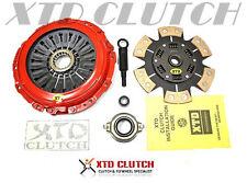 XTD® STAGE 3 CLUTCH KIT 2004-2013 SUBARU IMPREZA WRX STi 2.5L TURBO EJ257