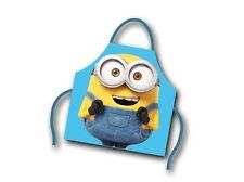 MINIONS MOVIE BOB KIDS POLYSTER APRON BRAND NEW IN GIFT TUBE