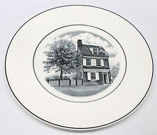 Spode Mansard Copeland - Betsy Ross House - Dinner Plate - England